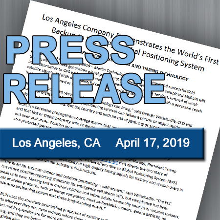Merlin Tech Press Release